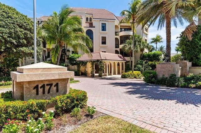 1171 N Ocean Boulevard 3-Bs, Gulf Stream, FL 33483 (MLS #RX-10704271) :: Castelli Real Estate Services