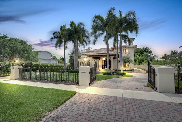 1266 SW 21st Lane, Boca Raton, FL 33486 (MLS #RX-10704392) :: The Jack Coden Group