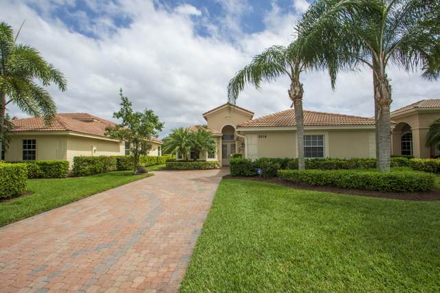 9214 Champions Way, Port Saint Lucie, FL 34986 (MLS #RX-10704530) :: The Jack Coden Group