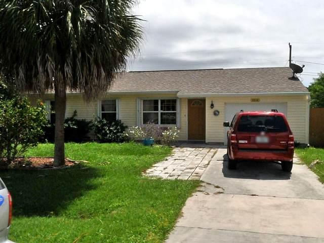 2808 SE Buccaneer Circle, Port Saint Lucie, FL 34952 (MLS #RX-10704620) :: The Paiz Group
