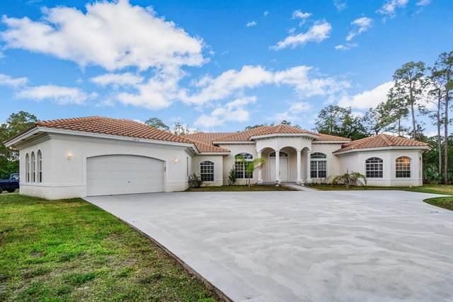 5616 Avocado Boulevard, The Acreage, FL 33470 (MLS #RX-10704632) :: Berkshire Hathaway HomeServices EWM Realty