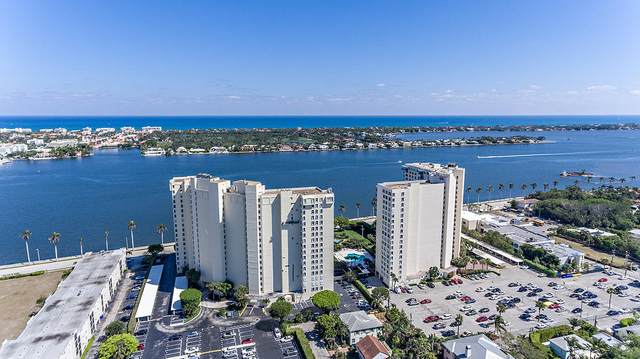 1701 S Flagler Drive #1603, West Palm Beach, FL 33401 (#RX-10704716) :: The Rizzuto Woodman Team