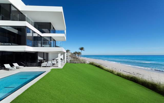 3833 S Ocean Boulevard, Highland Beach, FL 33487 (#RX-10704751) :: Posh Properties