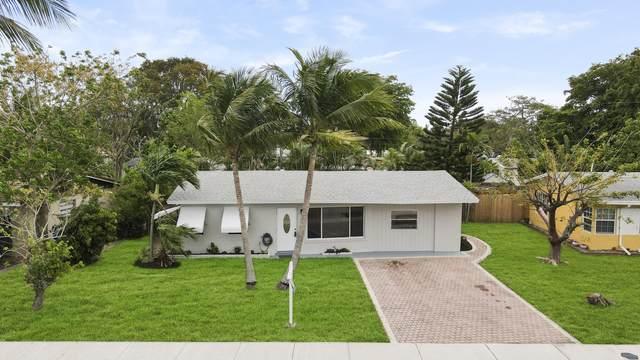 1438 NE 28th Court, Pompano Beach, FL 33064 (MLS #RX-10704775) :: The Jack Coden Group