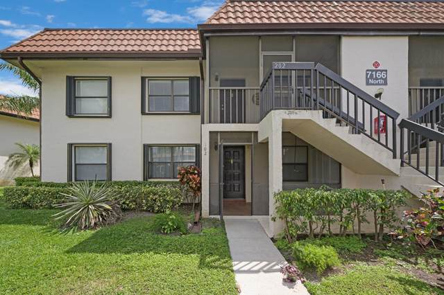 7166 Golf Colony Court #102, Lake Worth, FL 33467 (#RX-10704814) :: DO Homes Group