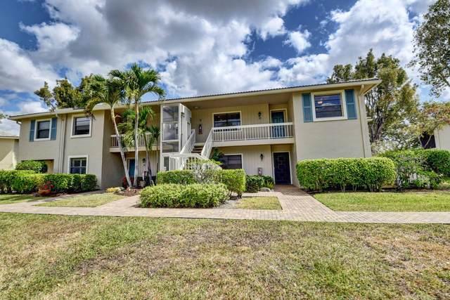 7 Westgate Lane D, Boynton Beach, FL 33436 (#RX-10704817) :: Ryan Jennings Group