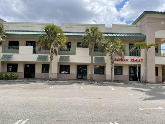9100 Belvedere Road #113, Royal Palm Beach, FL 33411 (#RX-10704842) :: Posh Properties