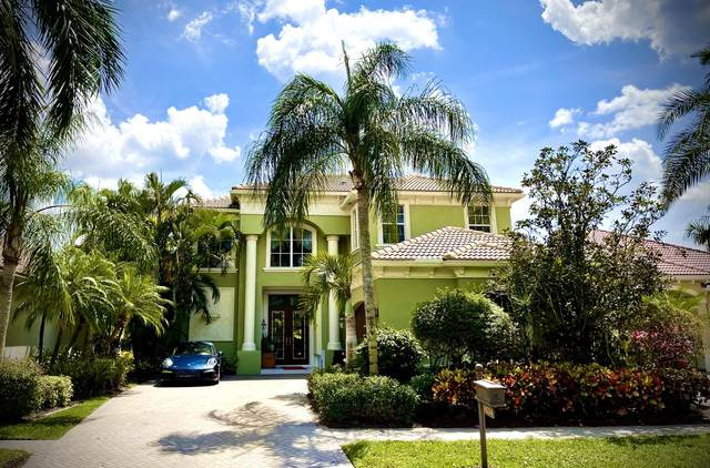 10254 Sand Cay Lane, West Palm Beach, FL 33412 (MLS #RX-10704870) :: The Jack Coden Group