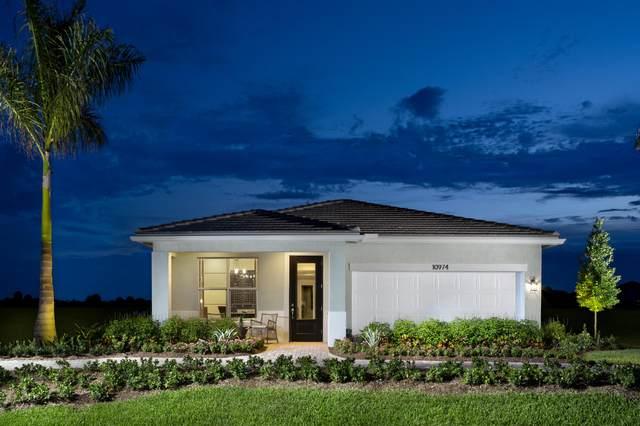 11341 SW Lyra Drive SW Lot 78, Port Saint Lucie, FL 34987 (MLS #RX-10704930) :: The Paiz Group