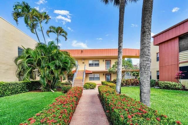 324 Piedmont G, Delray Beach, FL 33484 (#RX-10705058) :: Ryan Jennings Group