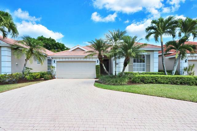 8368 Heritage Club Drive, West Palm Beach, FL 33412 (MLS #RX-10705086) :: The Paiz Group