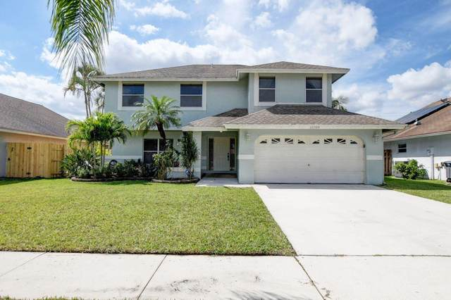 22588 Blue Fin Trail, Boca Raton, FL 33428 (MLS #RX-10705172) :: Berkshire Hathaway HomeServices EWM Realty