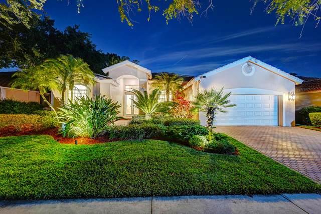 2724 Oakbrook Drive, Weston, FL 33332 (MLS #RX-10705319) :: The Paiz Group