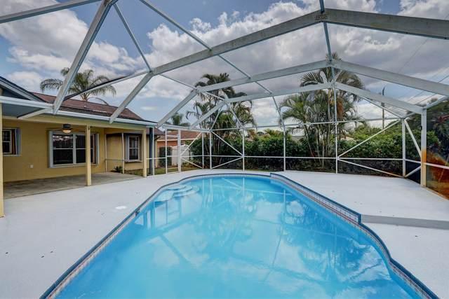3978 SW Kakopo Street, Port Saint Lucie, FL 34953 (MLS #RX-10705835) :: The Paiz Group