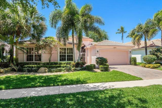 6913 Molakai Circle, Boynton Beach, FL 33437 (MLS #RX-10705911) :: The Jack Coden Group