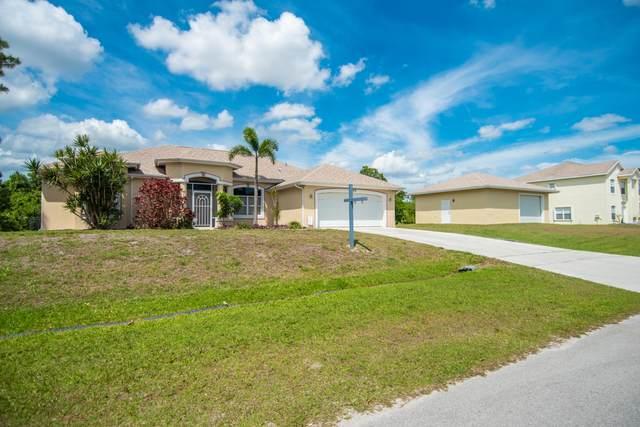 1784 SW Erie Street, Port Saint Lucie, FL 34953 (MLS #RX-10705970) :: The Jack Coden Group