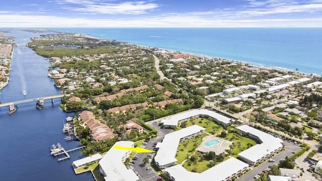 5540 N Ocean Boulevard #112, Ocean Ridge, FL 33435 (#RX-10706050) :: Posh Properties