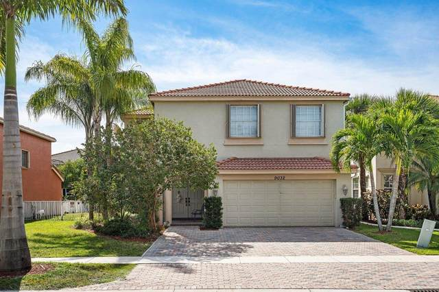 9032 Dupont Place, Wellington, FL 33414 (MLS #RX-10706128) :: The Jack Coden Group