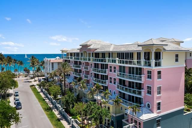 2051 SE 3rd Street Ph5, Deerfield Beach, FL 33441 (#RX-10706376) :: The Reynolds Team | Compass