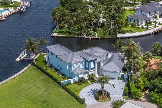 50 River Drive, Ocean Ridge, FL 33435 (#RX-10706575) :: Posh Properties