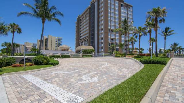 4180 N Highway A1a #1002, Hutchinson Island, FL 34949 (#RX-10706787) :: Baron Real Estate