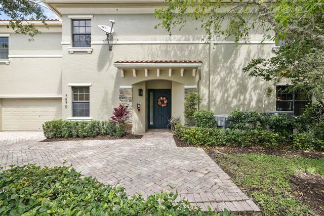 7570 Old Thyme Court 9C, Parkland, FL 33076 (MLS #RX-10706899) :: Berkshire Hathaway HomeServices EWM Realty