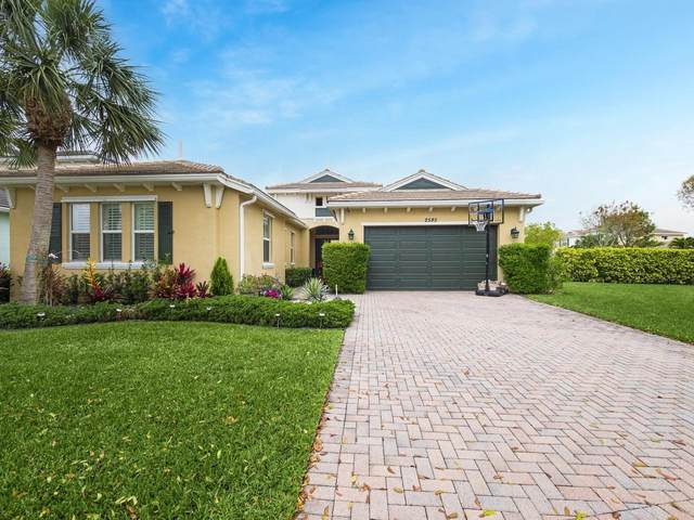 2585 Cooper Way, Wellington, FL 33414 (MLS #RX-10706979) :: The Jack Coden Group