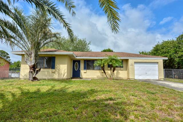 438 NW Bayshore Boulevard, Port Saint Lucie, FL 34983 (MLS #RX-10707008) :: The Paiz Group