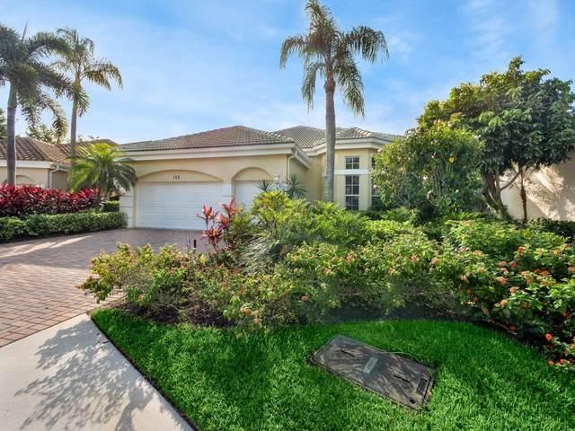 152 Windward Drive, Palm Beach Gardens, FL 33418 (#RX-10707072) :: Signature International Real Estate