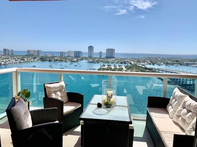 2640 Lake Shore Drive #2208, Riviera Beach, FL 33404 (#RX-10707375) :: Ryan Jennings Group