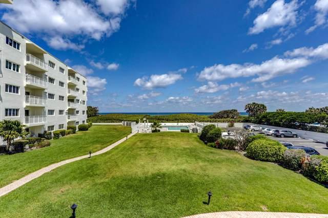 33 S Ocean Avenue #204, Singer Island, FL 33404 (#RX-10707400) :: Real Treasure Coast