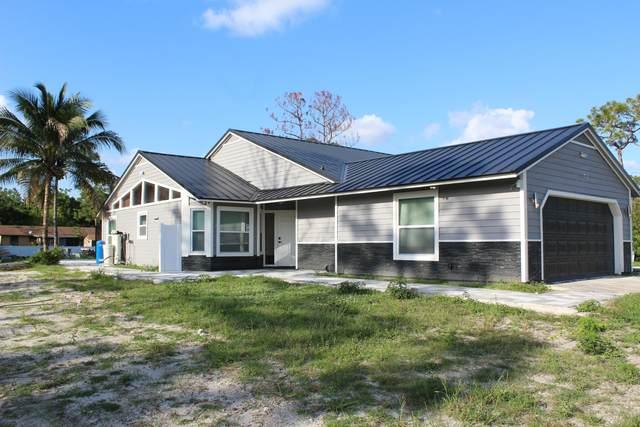 12397 Tangerine Boulevard, West Palm Beach, FL 33412 (MLS #RX-10707454) :: Berkshire Hathaway HomeServices EWM Realty