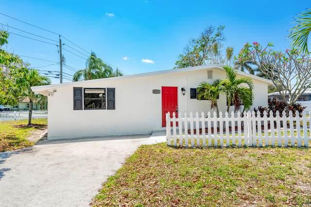 4353 Gulfstream Road, Lake Worth, FL 33461 (MLS #RX-10707621) :: Berkshire Hathaway HomeServices EWM Realty