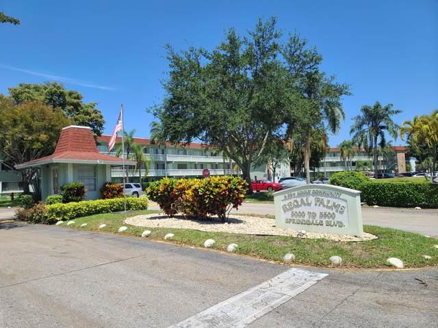 3200 Springdale Boulevard #206, Palm Springs, FL 33461 (#RX-10707675) :: Ryan Jennings Group