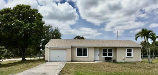 2598 SE Lakewood Street, Port Saint Lucie, FL 34952 (#RX-10707789) :: Dalton Wade
