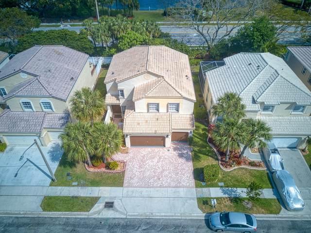 747 NW 155th Terrace, Pembroke Pines, FL 33028 (#RX-10707807) :: Dalton Wade