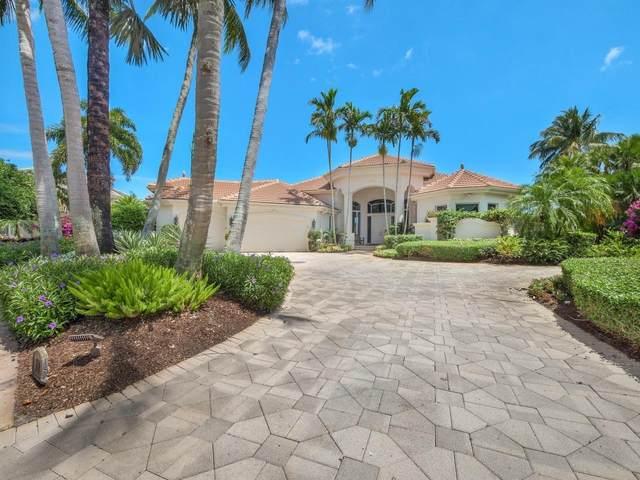 110 Saint Edward Place, Palm Beach Gardens, FL 33418 (MLS #RX-10708153) :: The Jack Coden Group