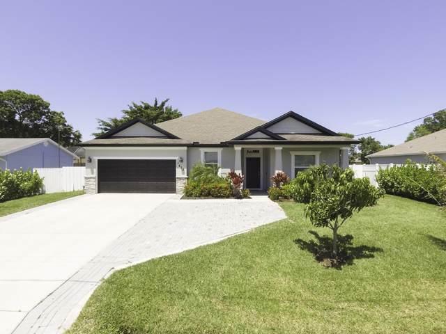 1473 SW Gastador Avenue, Port Saint Lucie, FL 34953 (MLS #RX-10708444) :: The Jack Coden Group