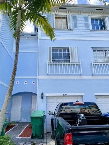 3520 NW 14th Court #3520, Lauderhill, FL 33311 (MLS #RX-10708550) :: Castelli Real Estate Services