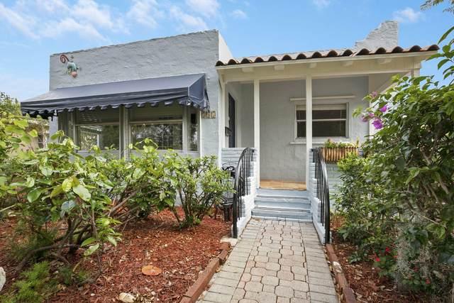 717 Macy Street, West Palm Beach, FL 33405 (MLS #RX-10708559) :: The Jack Coden Group