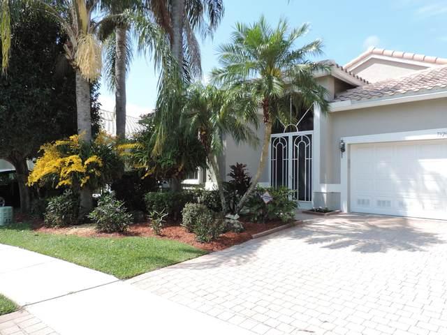 7326 Toscane Court, Boynton Beach, FL 33437 (#RX-10708655) :: Real Treasure Coast