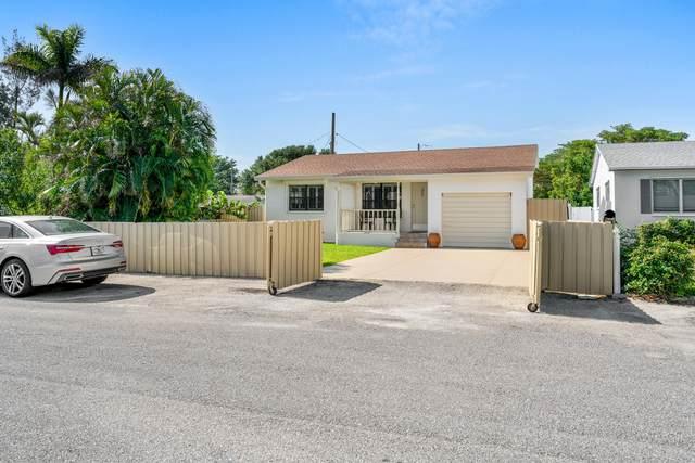 330 Anderson Road, Lantana, FL 33462 (#RX-10708696) :: Posh Properties