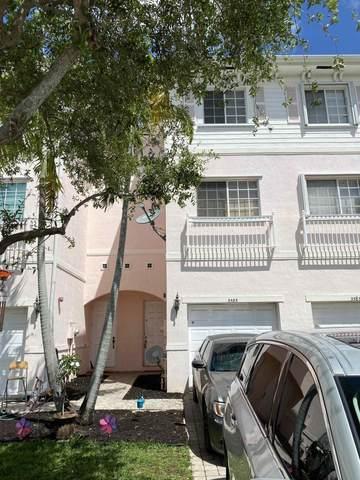 3585 NW 14th Court #3585, Lauderhill, FL 33311 (MLS #RX-10708722) :: Castelli Real Estate Services