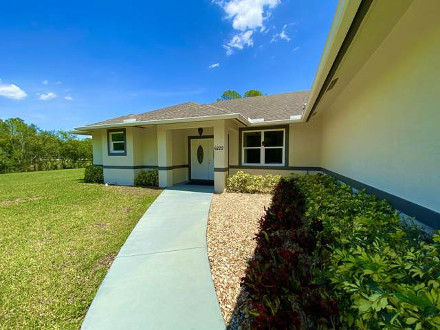 6222 Coconut Boulevard, The Acreage, FL 33470 (#RX-10708812) :: Ryan Jennings Group