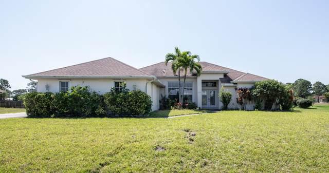 149 SW Danville Circle, Port Saint Lucie, FL 34953 (#RX-10708818) :: Michael Kaufman Real Estate
