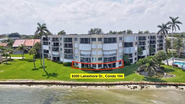 8200 Lakeshore Drive #1040, Hypoluxo, FL 33462 (MLS #RX-10709010) :: Castelli Real Estate Services