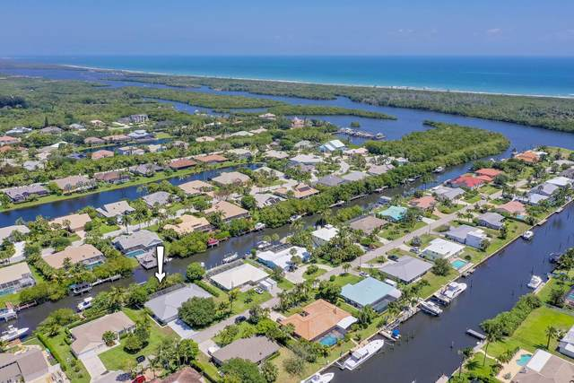 8335 SE Palm Street, Hobe Sound, FL 33455 (#RX-10709048) :: DO Homes Group