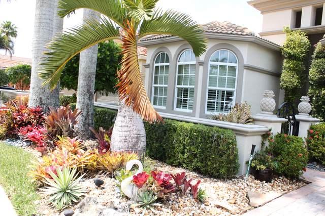 8827 W Via Prestigio, Wellington, FL 33411 (#RX-10709096) :: Signature International Real Estate