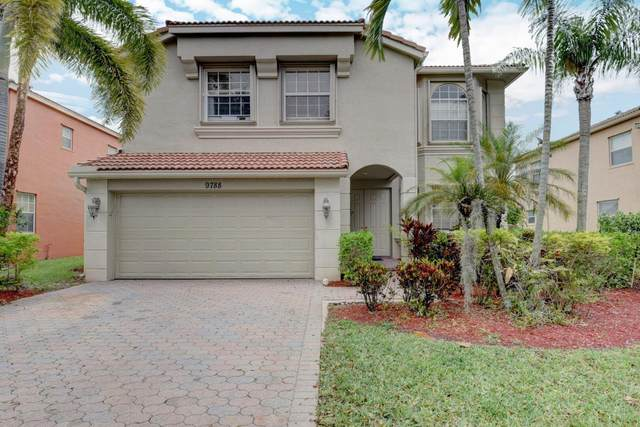 9788 Stover Way, Wellington, FL 33414 (MLS #RX-10709156) :: The Jack Coden Group