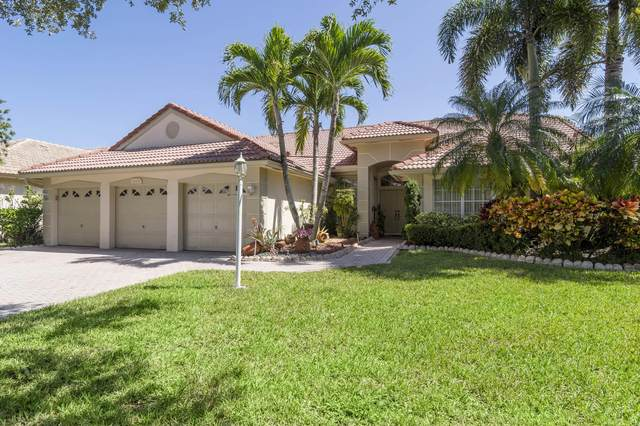 16430 Ontario Place, Davie, FL 33331 (#RX-10709163) :: The Reynolds Team | Compass